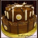 A Dream of Chocolate (Marble Cake)