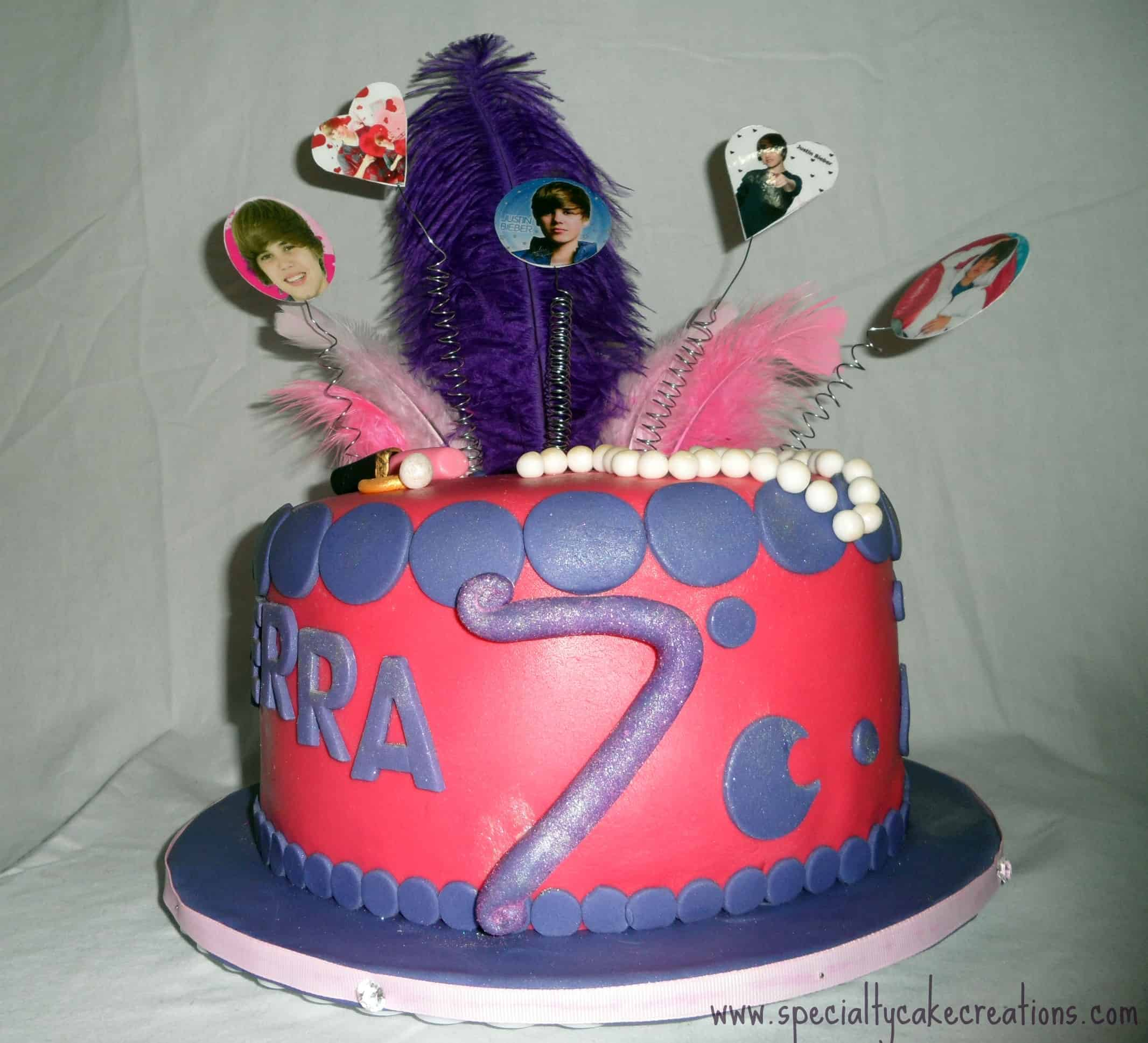 Justin Bieber Favorite Cake Flavor