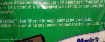 Bag of Vegan Icing Sugar