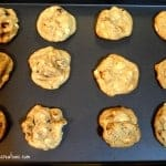 Maple Walnut White Chocolate Cookies Recipe