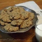 Oatmeal Walnut Raisin Cookies Recipe