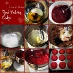 Red velvet cake tutorial