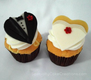 Cupcakes for Weddings