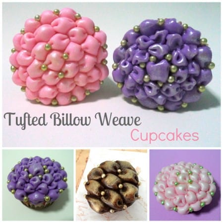 Making Tufted Billow Cupcakes