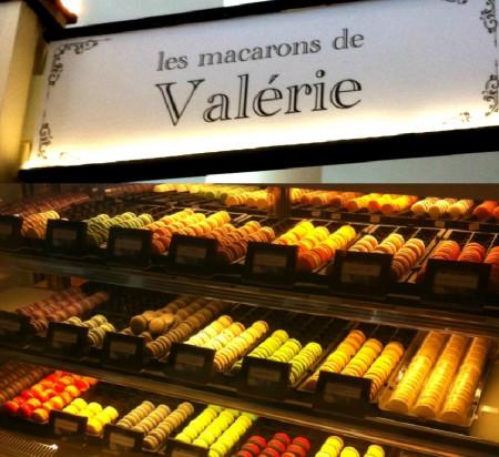 Les Macarons de Valerie