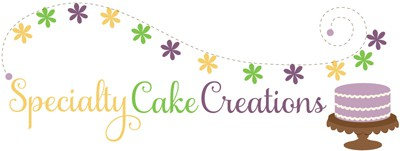 Specialty Cake Creations Blog Logo