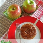 Apple Caramel Cupcakes