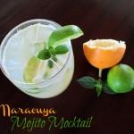 Maracuya Mojito Mocktail