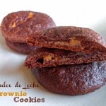 Brownie Dulce Cookies