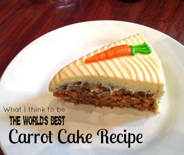 best carrot cake recipe in the world the best carrot cake recipe or so i think 1655