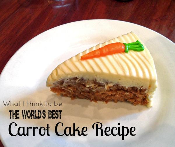 Best Ever Carrot Cake Muffins Recipe