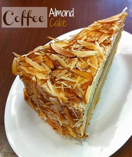 almond coffee cake orange and almond coffee cake raspberry almond ...