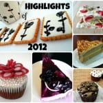 Specialty Cake Creations Highlights of 2012