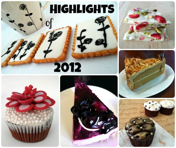 Specialty Cake Creation Highlights 2012