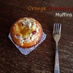 Mandarin-Orange Cranberry Muffins