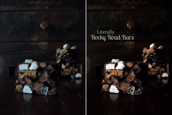 How to Create Dark and Moody Food Pictures