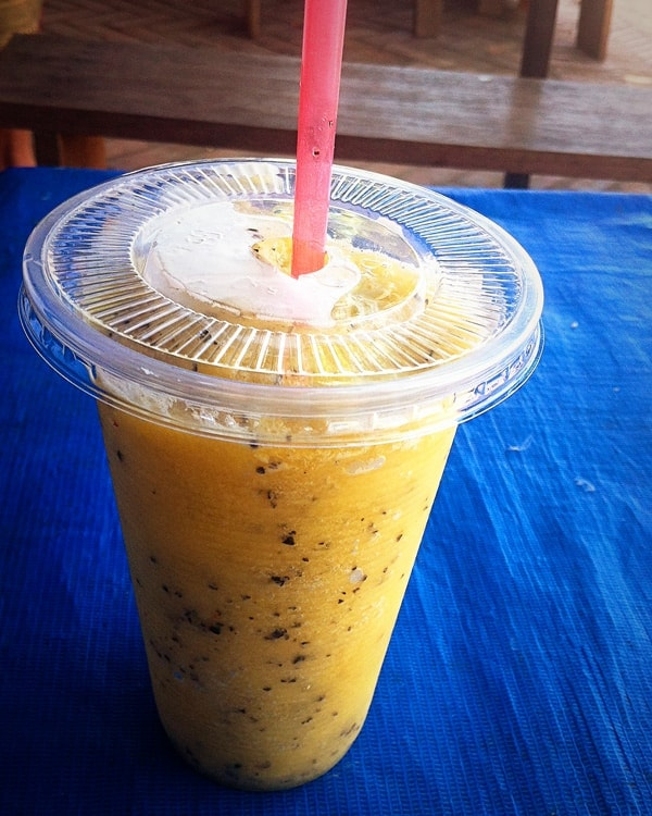 Passion Fruit Shake Laos