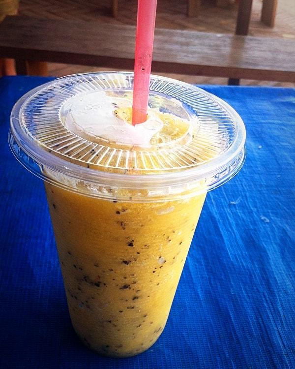 Passion Fruit Shake Laos