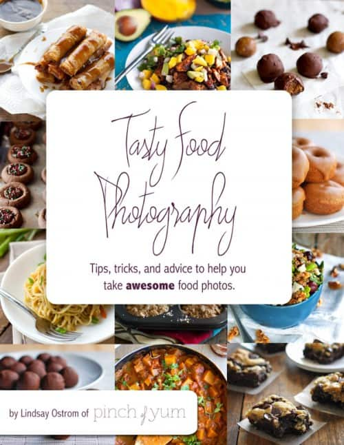 Tasty Food Photography eBook Giveaway | leelalicious.com