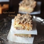 Apple Caramel Pie Bars