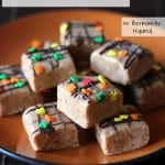 Easy Pumpkin Spice Fudge