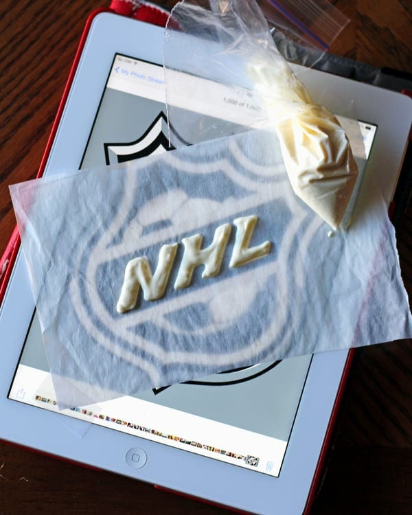NHL Chocolate Logo #shop