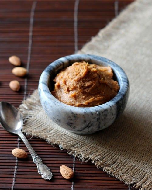 Pumpkin Almond Butter