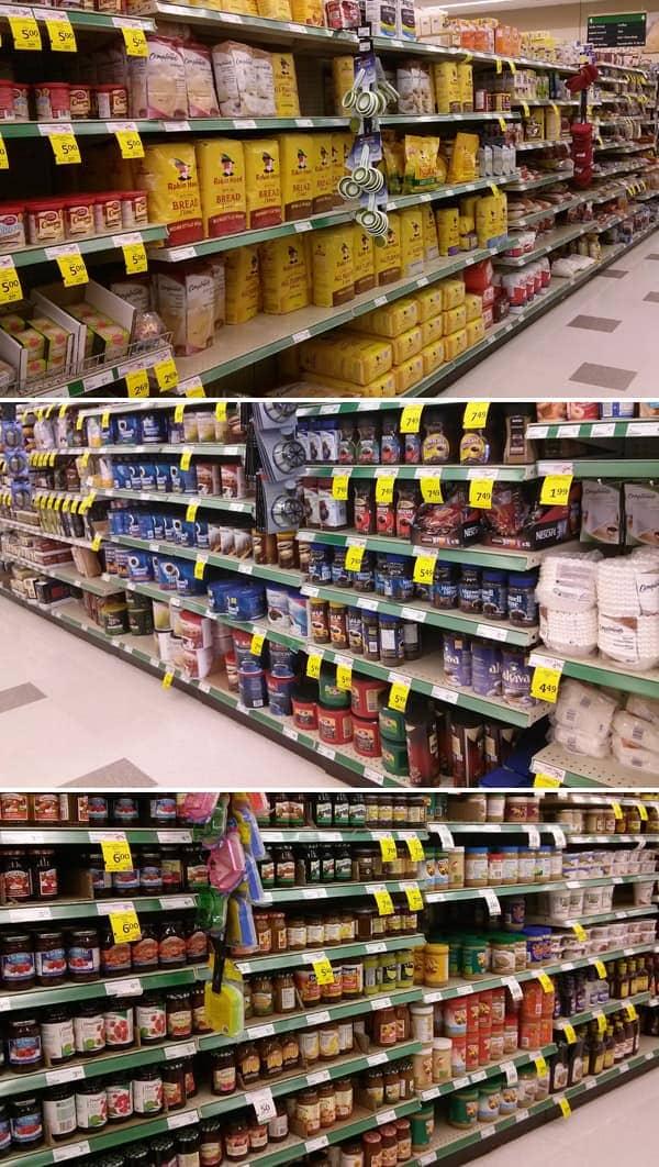 Sobey's Ingredient Shopping