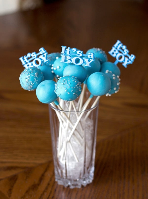 Cake Pops Made With Cream Cheese