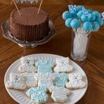 Baby Shower Sweet Treats