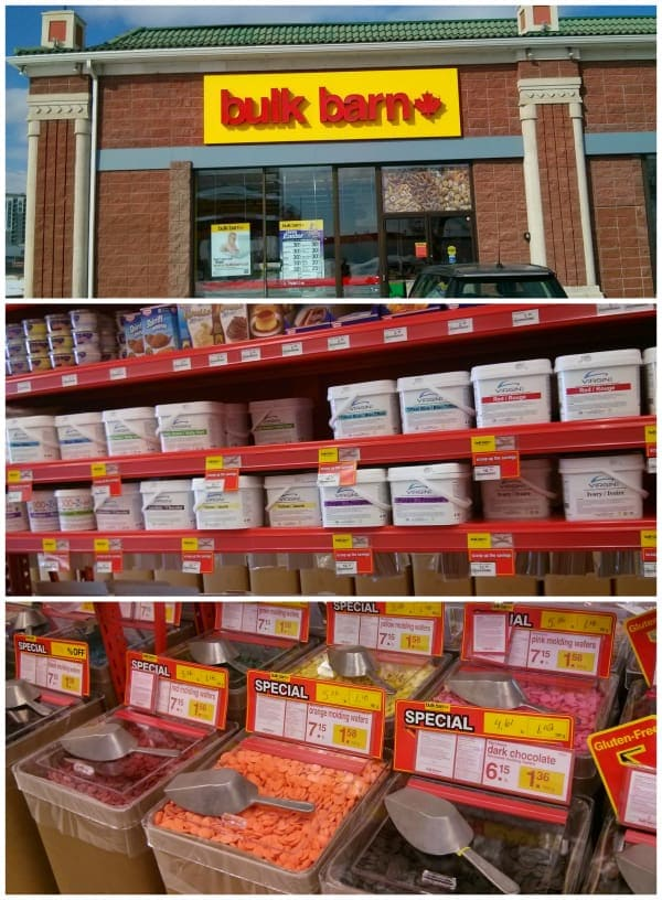 Bulk Barn Selection #shop