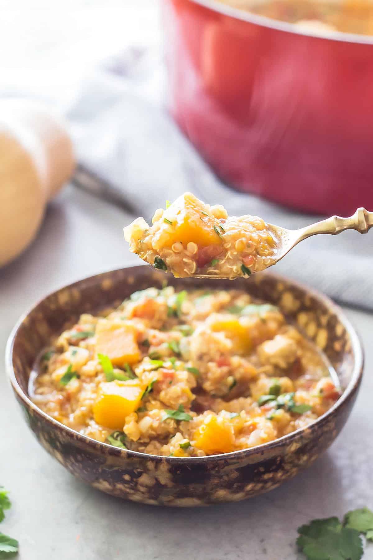 Instant Pot Butternut Squash Stew
