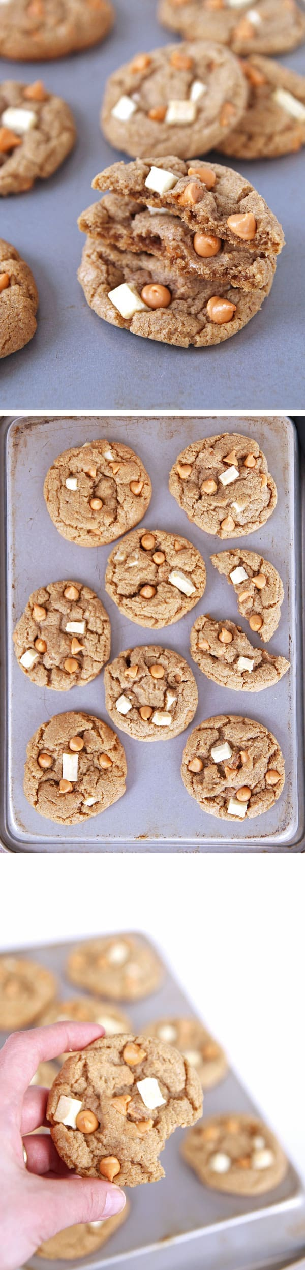 Brown Butter Scotch Cookie