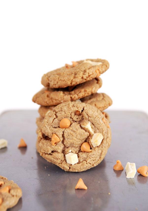 Browned Butter Butterscotch Cookies