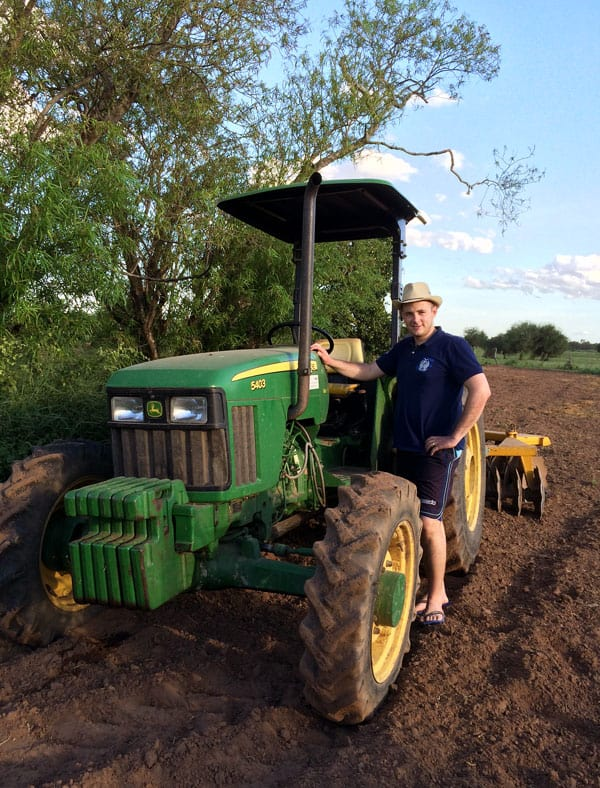 John-Deer-Tractor