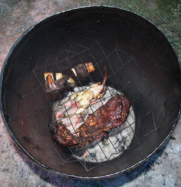 Quail-BBQ