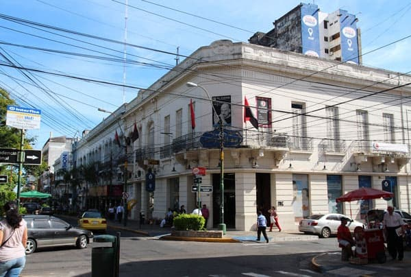 Asuncion City