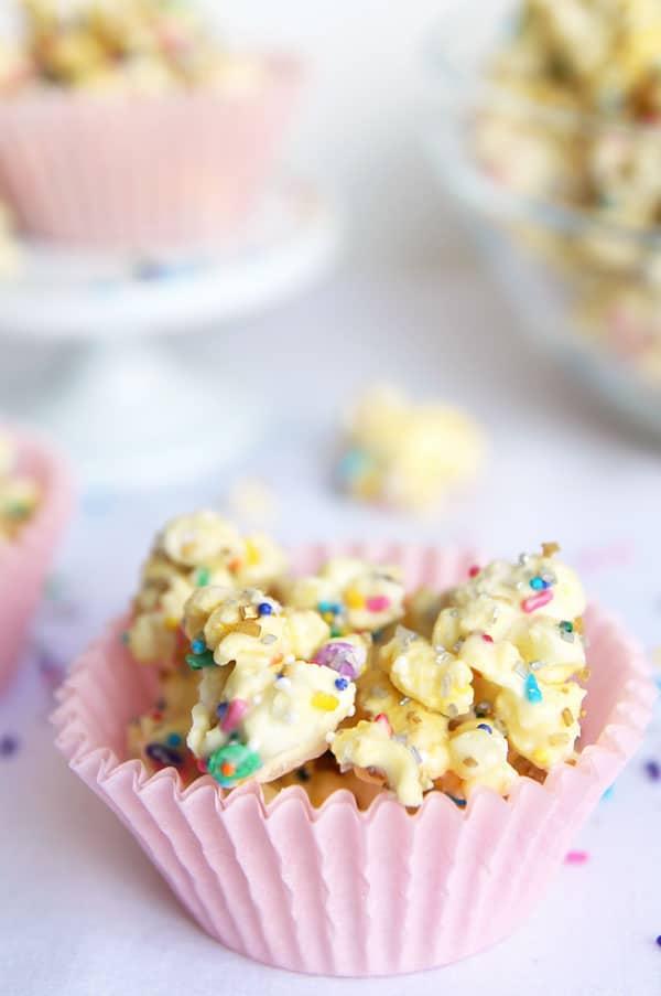 Popcorn with Sprinkles