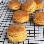 Sourdough [Sausage] Biscuits