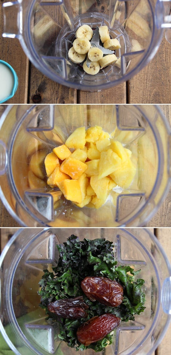 Tropical-Kale-Smoothie