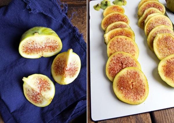 Rustic Fig Tart