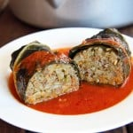 Collard Green Roll Ups