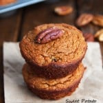 Paleo Coconut Flour Sweet Potato Muffins