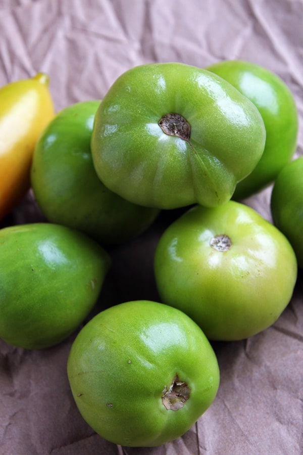 Bakes Green Tomatoes