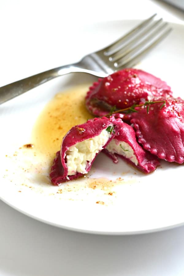 Beet-and-Goat-Cheese-Ravioli