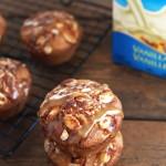 Grain-free Vanilla Almond Crunch Muffins