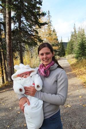 Walking-Banff