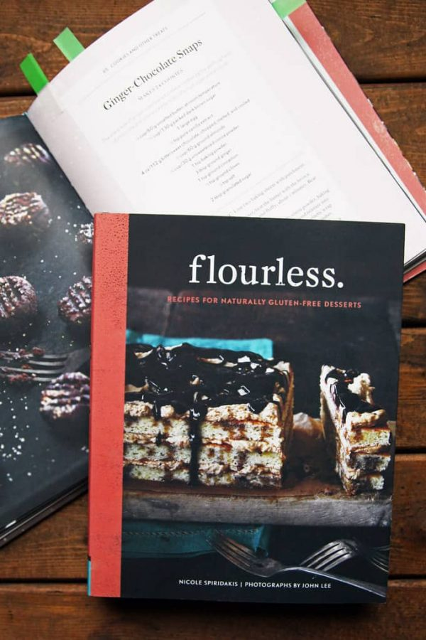 Flourless - Recipes for naturally gluten-free desserts