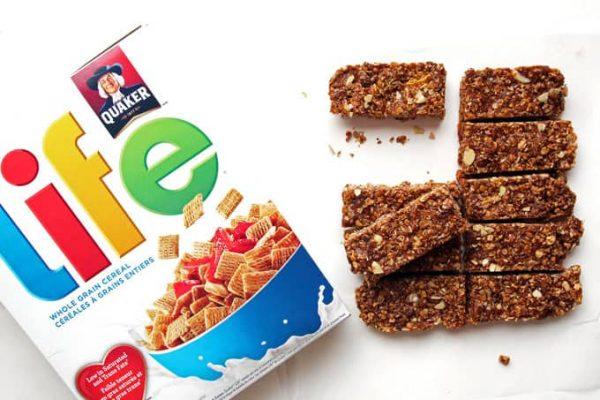 Sliced Cereal Bars