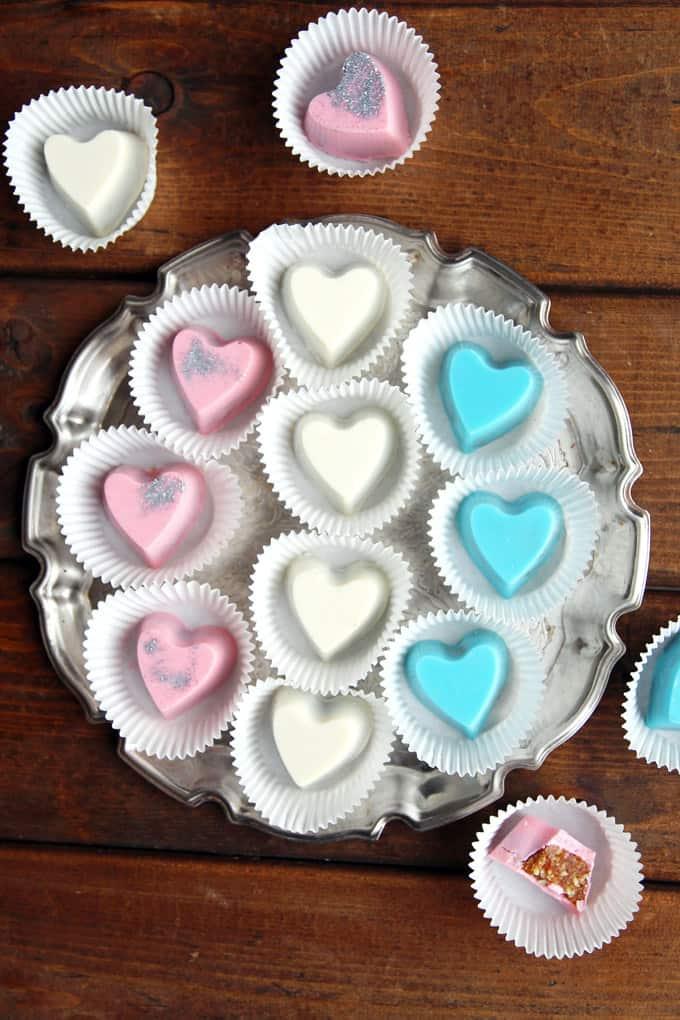Easy Homemade Chocolates